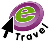 e-travel logo