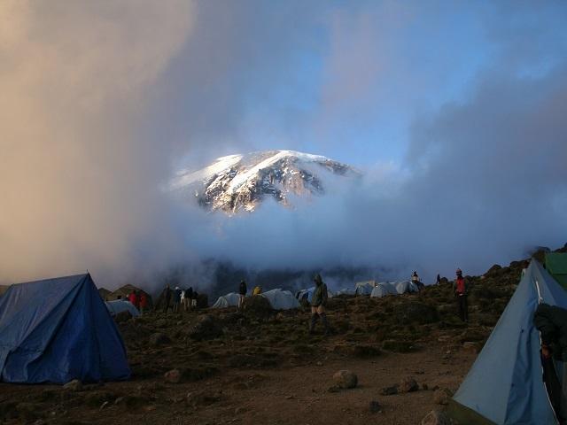 Kilimanjaro Lemosho Glades Route