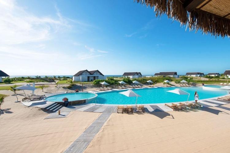 Diamonds Mequfi Beach Resort Pemba - Mozambique