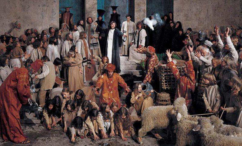 Europe - Oberammergau Passion Play