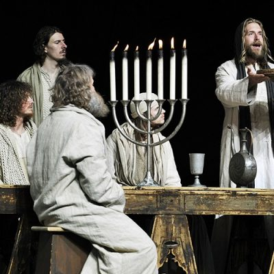 Europe - Oberammergau Passion Play