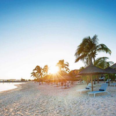 Veranda pointe aux biches Mauritius