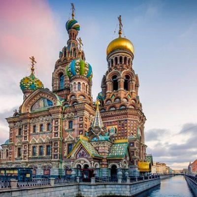 Russia St Petersburg